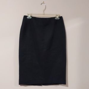 Banana Republic Monogram pencil skirt
